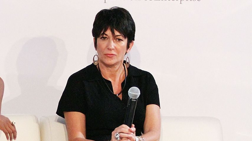Ghislaine Maxwell im September 2020