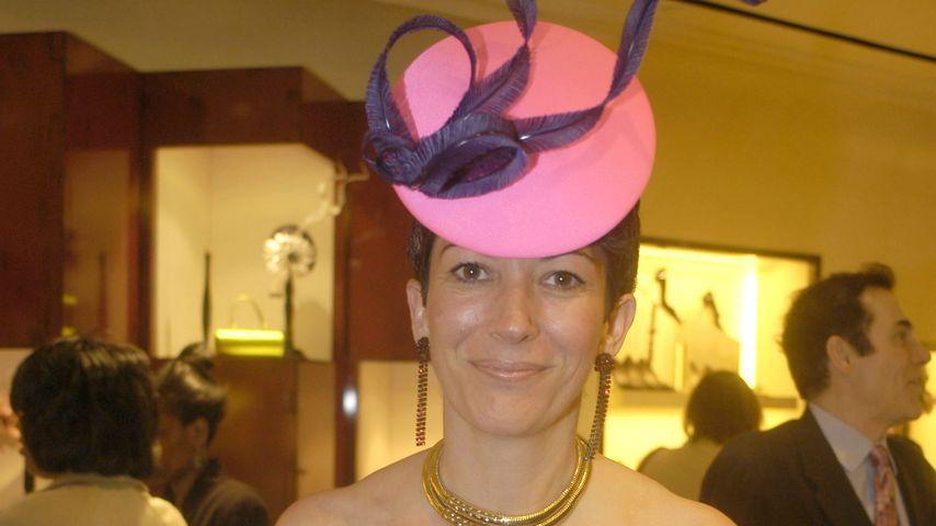 Ghisliane Maxwell, 2003