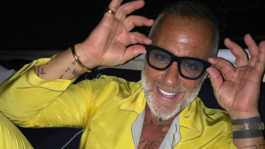 Gianluca Vacchi, Instagram-Star
