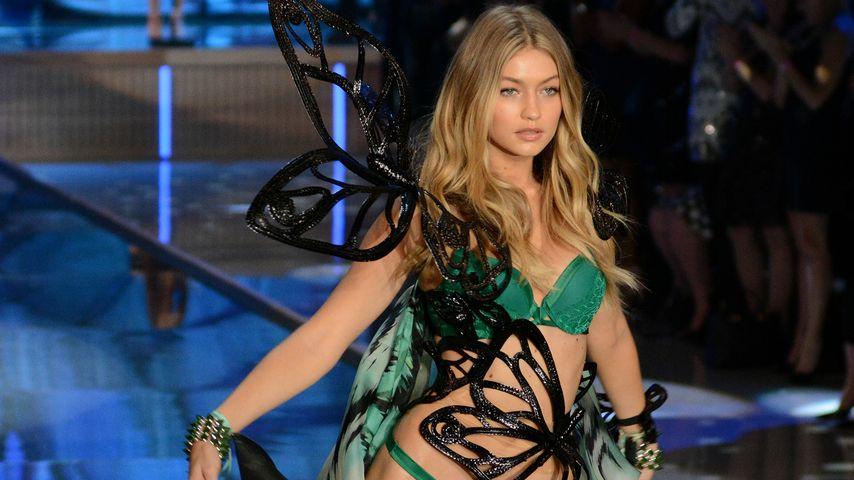 """Alle gegen Gigi Hadid! Mobbing bei """"Victoria's Secret"""""""