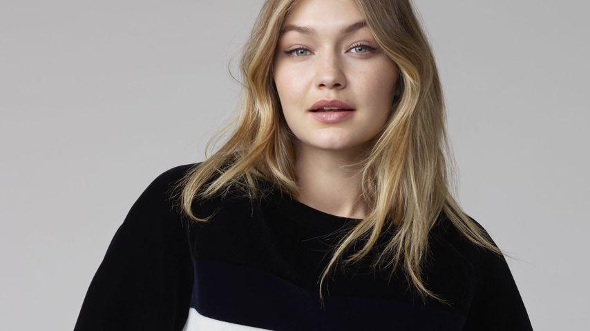 Markenbotschafterin: Gigi Hadid designt für Tommy Hilfiger!