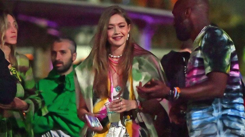 Gigi Hadid beim Coachella-Festival 2019