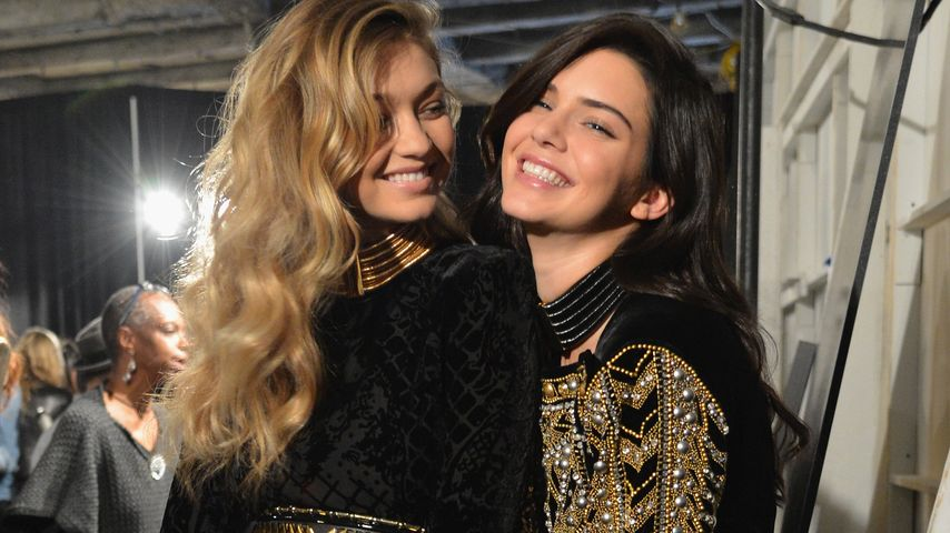 Trotz Kilo-Diss: Kendall Jenner mit Eis erwischt