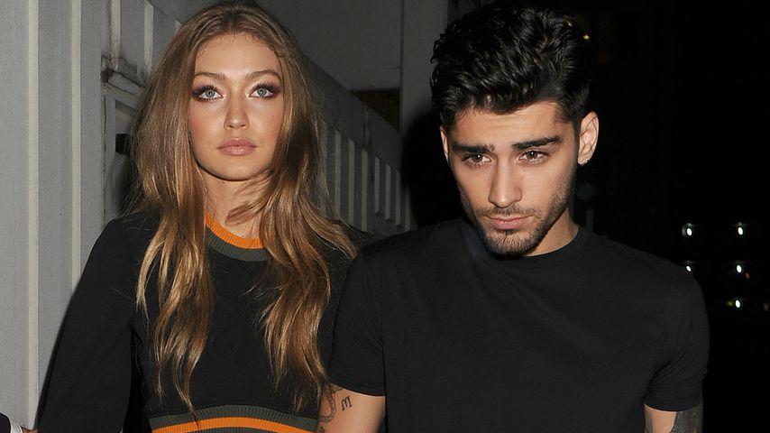 Entwarnung: Sind Gigi Hadid & Zayn doch nicht getrennt?