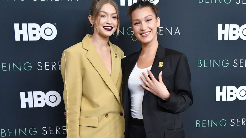 Gigi und Bella Hadid