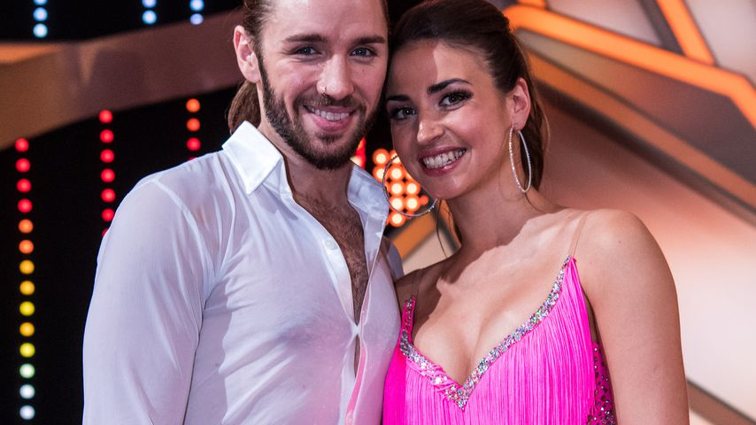 "Gil Ofarim und Ekaterina Leonova bei ""Let's Dance"" 2017"
