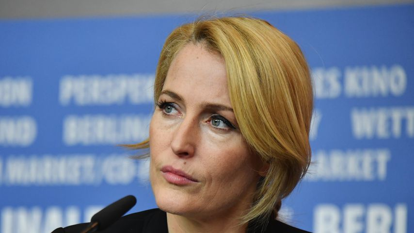 """Kriegt """"Akte X""""-Star Gillian Anderson Rolle in """"The Crown""""?"""