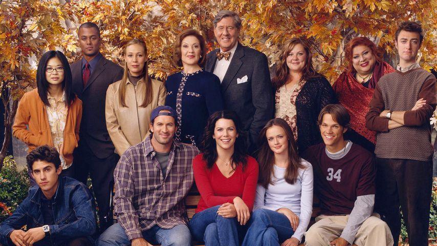 """""""Gilmore Girls""""-Cast von 2000 - 2007"""