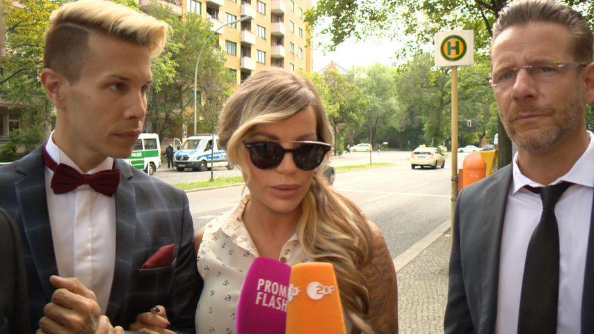 Gina-Lisa im Interview kurz vor ihrem Sex-Prozess