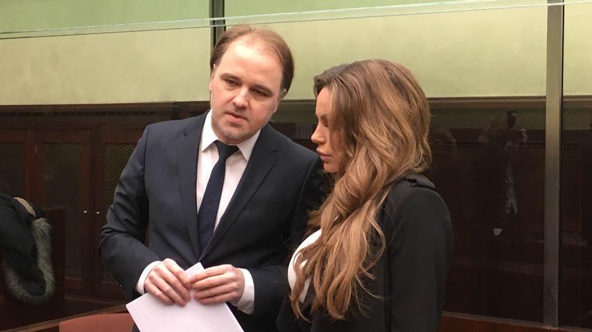 Revision abgeschmettert: Gina-Lisa flüchtet aus dem Gericht!