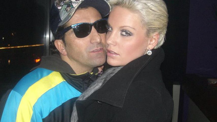 Gina-Lisa Lohfink und Yüksel D. im Jahr 2008