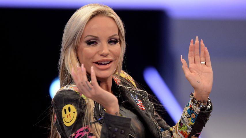 "Gina-Lisa bei der ersten ""Promi Big Brother""-Live Show 2015"
