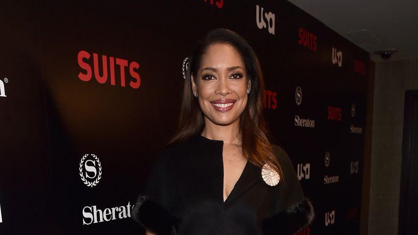 """Gina Torres bei einem Event für """"Suits"""" in Los Angeles"""