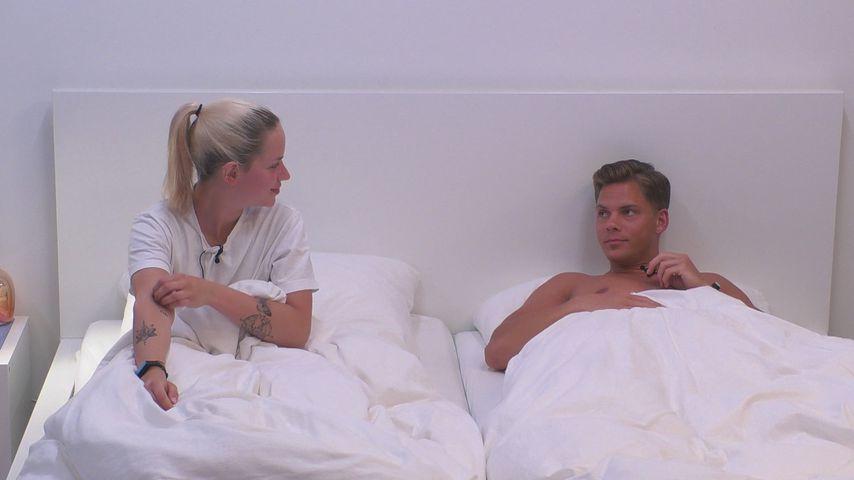 "Gina und Cedric bei ""Big Brother"""
