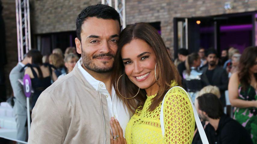 """Giovanni und Jana Ina Zarrella: Das Paar sagt wieder """"Ja!"""""""