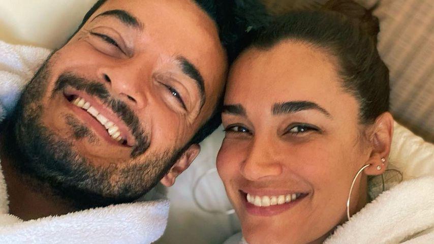 Nach Quarantäne: Jana Ina kann endlich Hochzeitstag feiern