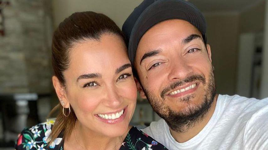 Giovanni und Jana Ina Zarrella im Jahr 2020