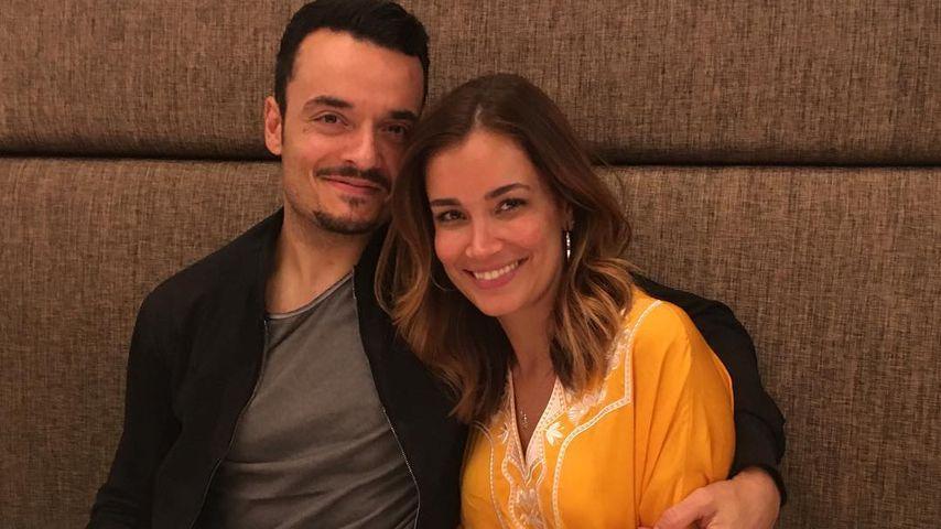 TV-Stars Giovanni und Jana Ina Zarrella