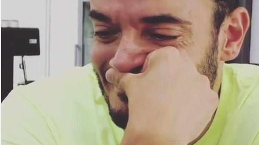 Zu Tränen gerührt: Giovanni landet mit Album auf Platz zwei