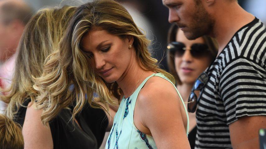 Unter Druck! Gisele Bündchen droht Tom Brady mit Scheidung