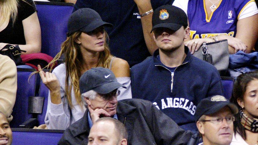 Gisele Bündchen und Leonardo DiCaprio, 2003 in Los Angeles