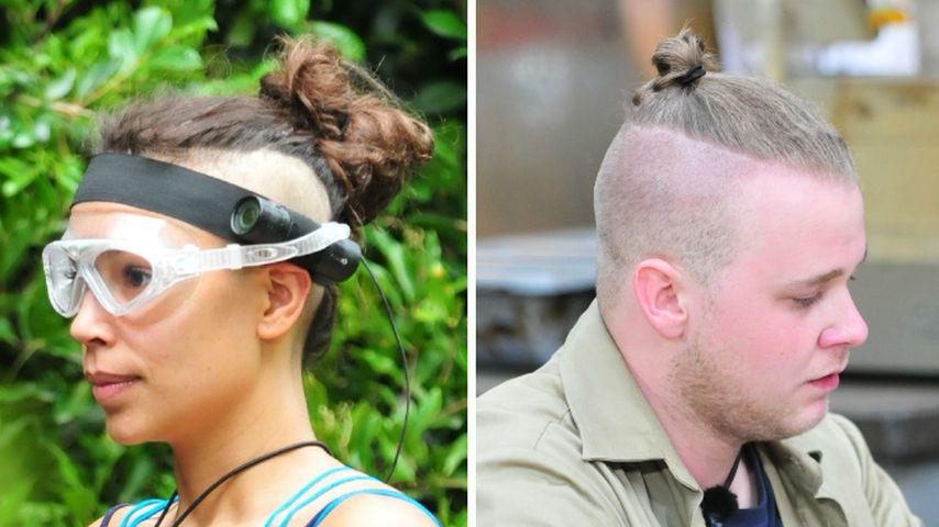 Neuer Dschungel-Trend? Gisele trägt plötzlich Felix' Frisur!