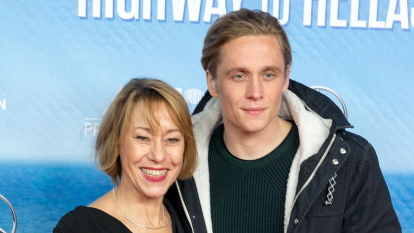 """Gitta und Matthias Schweighöfer bei der Premiere von """"Highway to Hellas"""""""