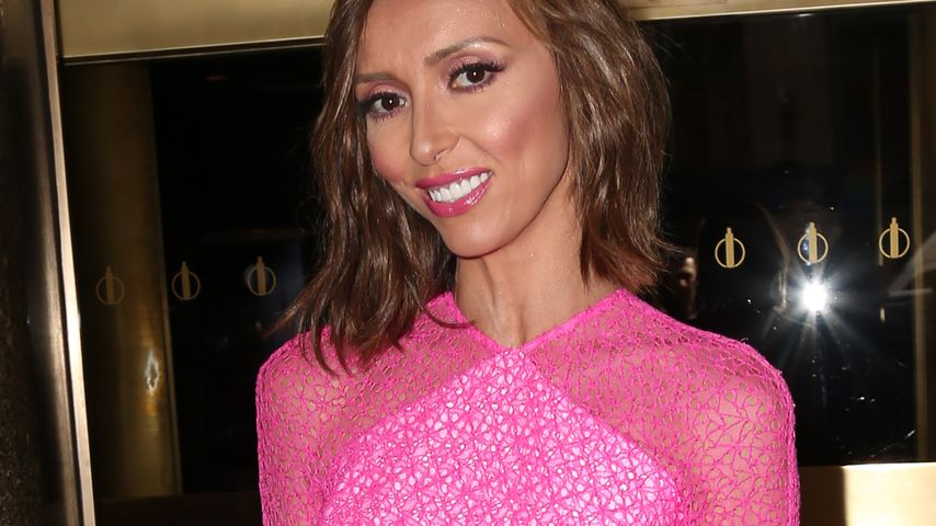 Extreme Mager-Figur! Giuliana Rancic isst Burger & nimmt ab