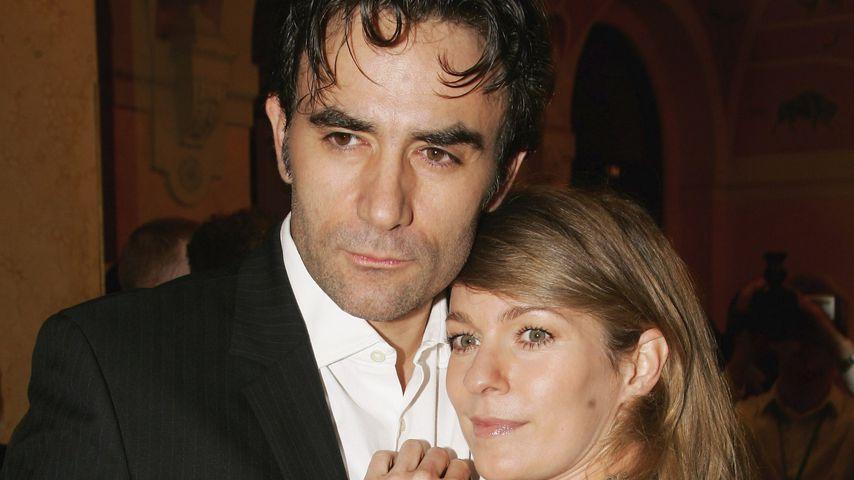 Giulio Riccarelli und Lisa Martinek im Januar 2007 beim Bayerischen Filmpreis