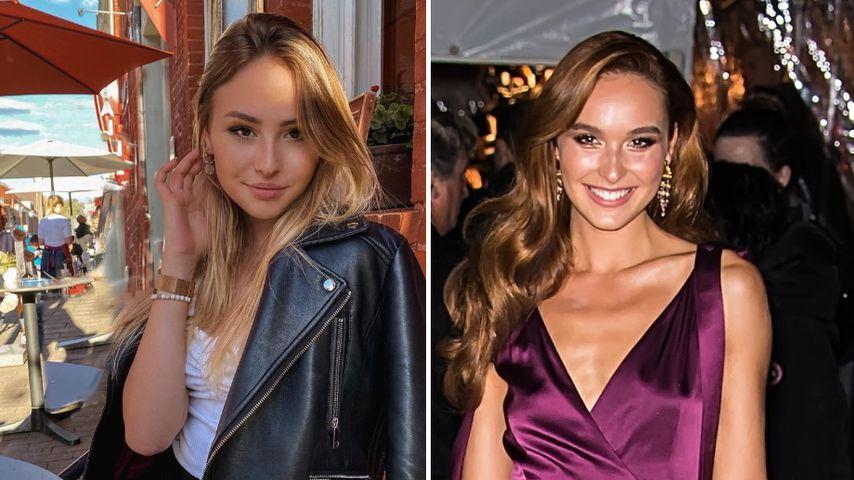 GNTM-Twins? Fans bezeichnen Model Amina als Jacky-Wruck-Klon