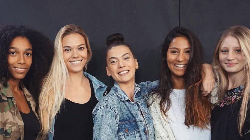 Live-Videos der Mädels: Welches Team hat bei GNTM mehr Spaß?