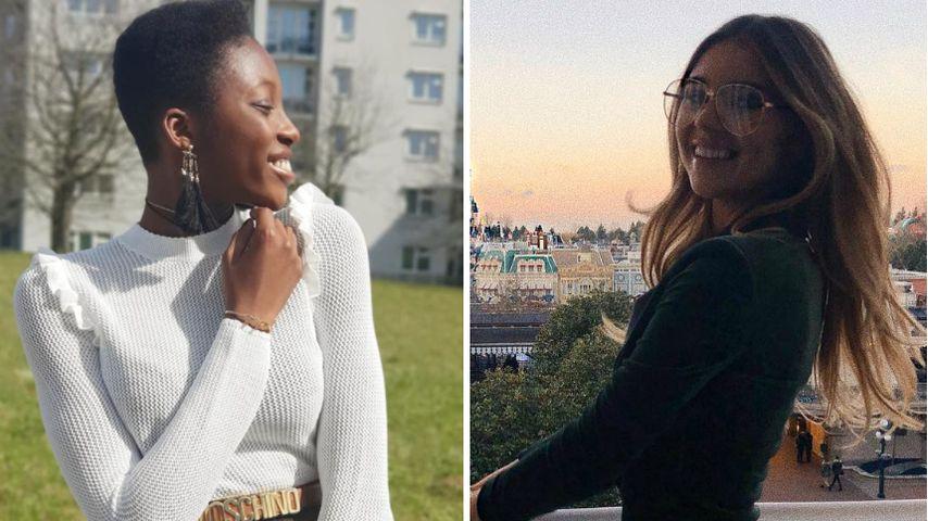 Niedlich: GNTM-Toni gesteht Steffi Giesinger ihre Liebe!