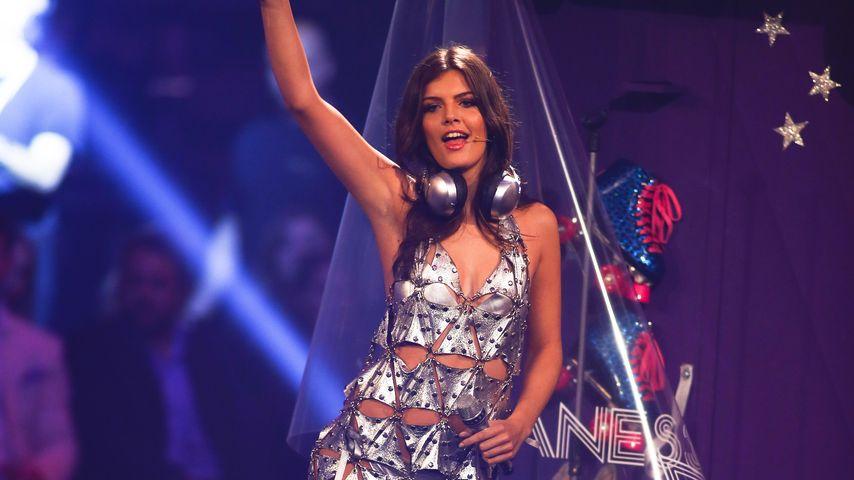 Geschafft: Vanessa ist Germany's next Topmodel 2015!