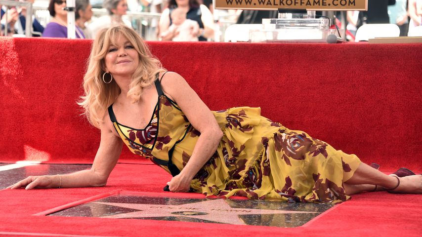Goldie Hawn, Mai 2017