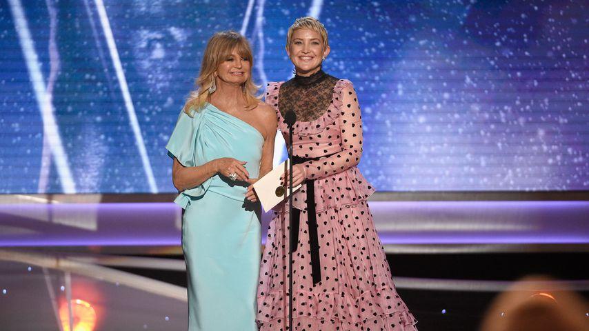 Goldie Hawn und Kate Hudson bei den SAG-Awards 2018