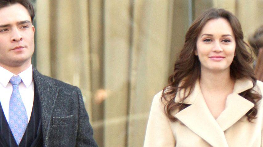 Chuck (Ed Westwick) und Blair (Leighton Meester) in Gossip Girl