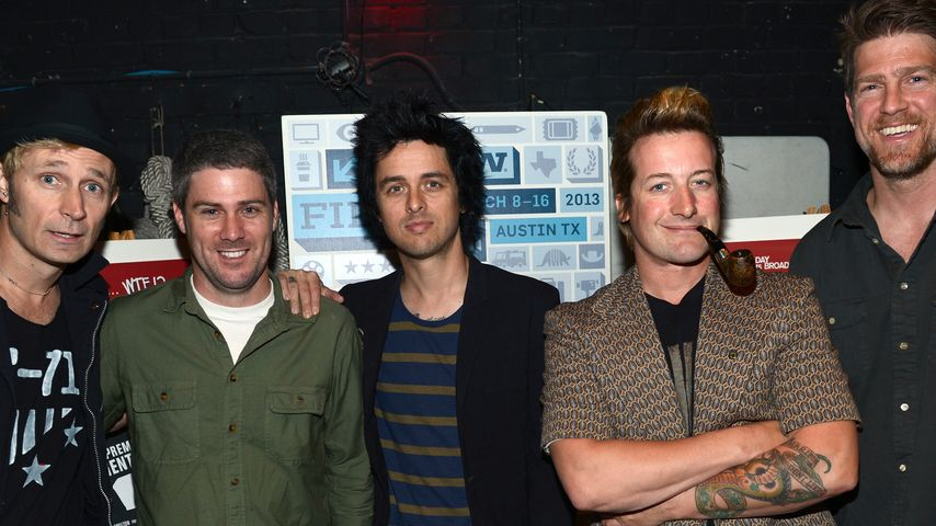 """Wow! Green Day kommt in die """"Rock Hall of Fame"""""""