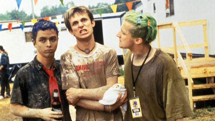 Green Day 1994 beim Woodstock Festival