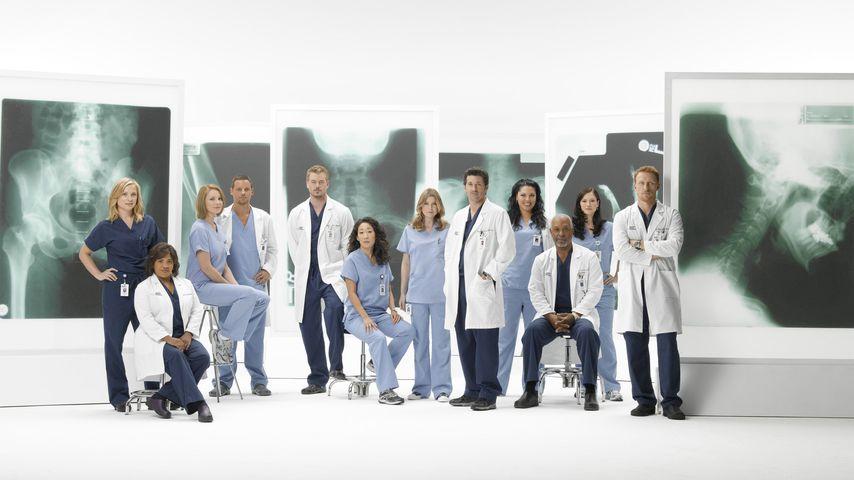 """""""Grey's Anatomy""""-Cast der sechsten Staffel"""