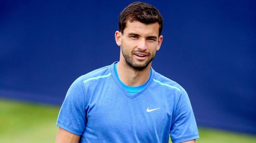 Grigor Dimitrov, professioneller Tennisspieler