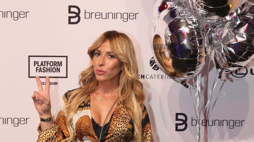Gülcan Kamps bei der Breuninger-Party 2018