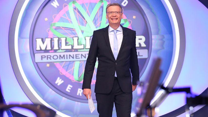 Günther Jauch beim WWM-Prominenten-Special