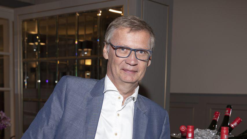 Günther Jauch im Steigenberger Grandhotel Petersberg