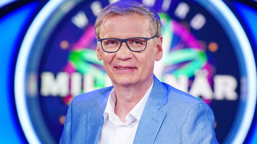 Günther Jauch, Moderator
