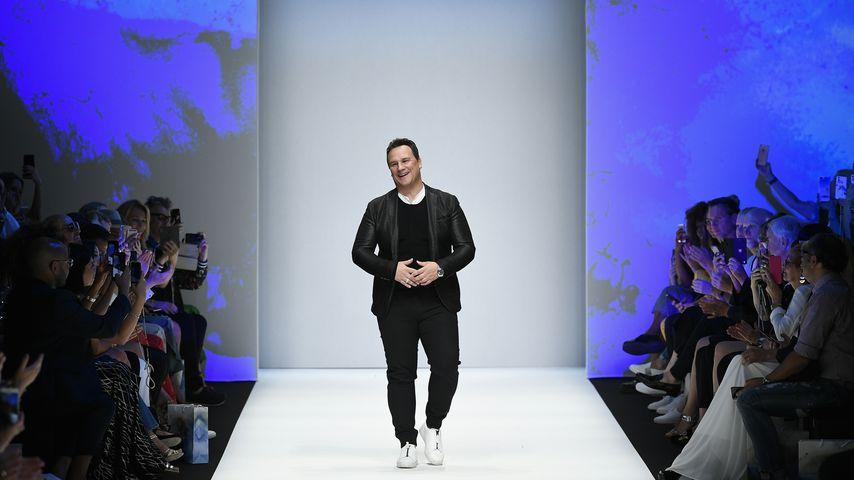 Guido Maria Kretschmer bei der Berlin Fashion Week 2019