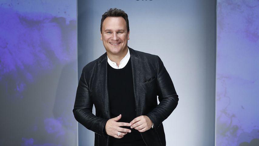 Guido Maria Kretschmer bei der Berliner Fashion Week im Juli 2018
