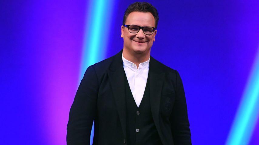 Guido Maria Kretschmer bei seiner Fashion Show in Berlin