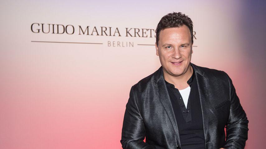 Guido Maria Kretschmer bei der Mercedes-Benz Fashion Week 2017