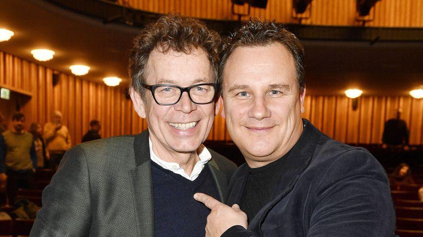 Guido Maria Kretschmer und Frank Mutters im Januar 2019 in Berlin