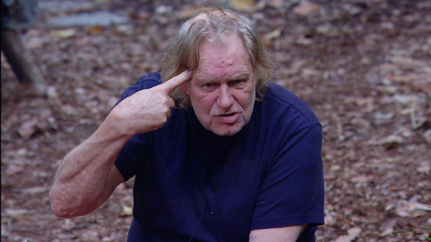 Dschungel-Gerücht! Hat Gunter Gabriel das Camp verlassen?